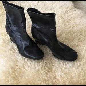 Rockport wedge heel ankle boots